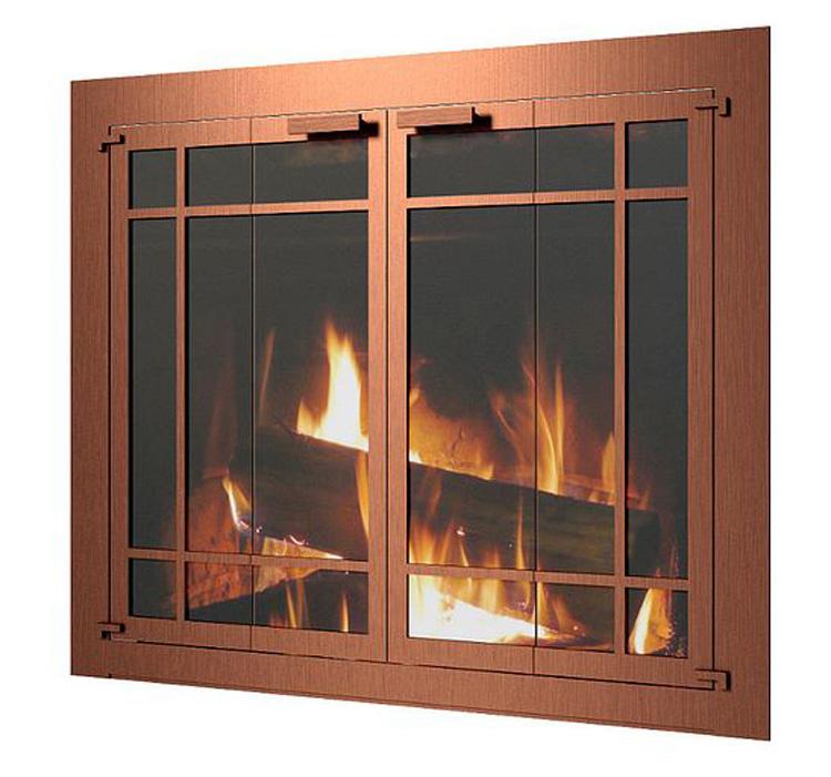 Custom Laser Cut Fireplace Enclosures Amsterdam New York