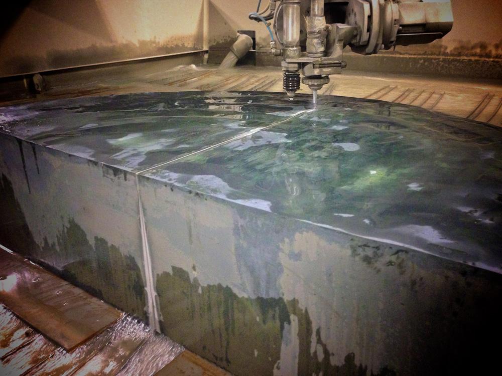 Abrasive Waterjet Cutting Amsterdam New York